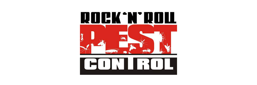 Rock N Roll Pest Control banner