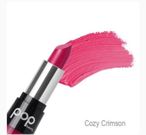 POP beauty Cozy Crimson