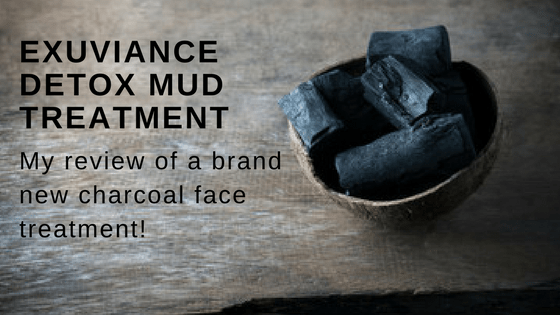 Detox your skin with Exuviance Mud Treatment