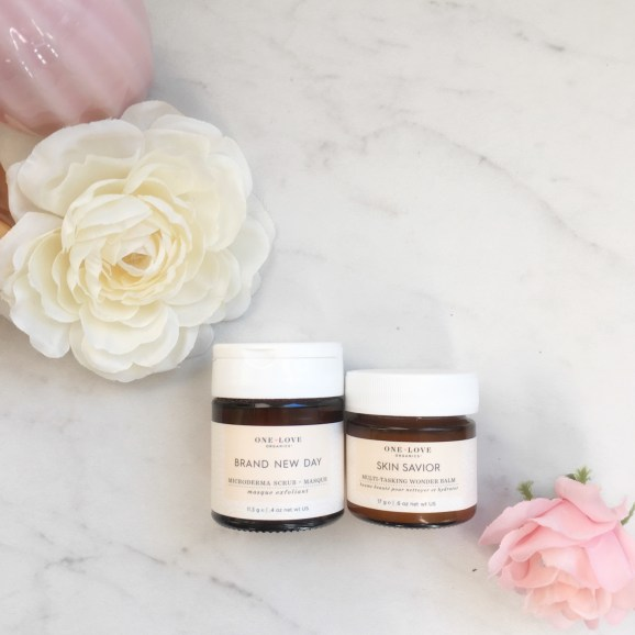 Pamper your skin with One Love Organics