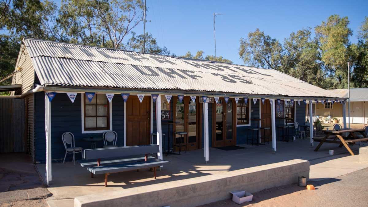 Tilpa Hotel Darling River Run
