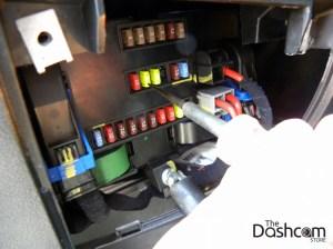 2015 Dodge Ram ProMaster BlackVue DR650GW2CH Dashcam Installation