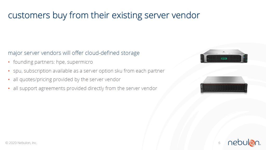 nebulon shadow storage buying model