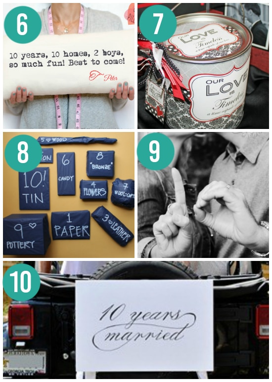 Anniversary Gifts By Year For Spouses From The Dating Divas