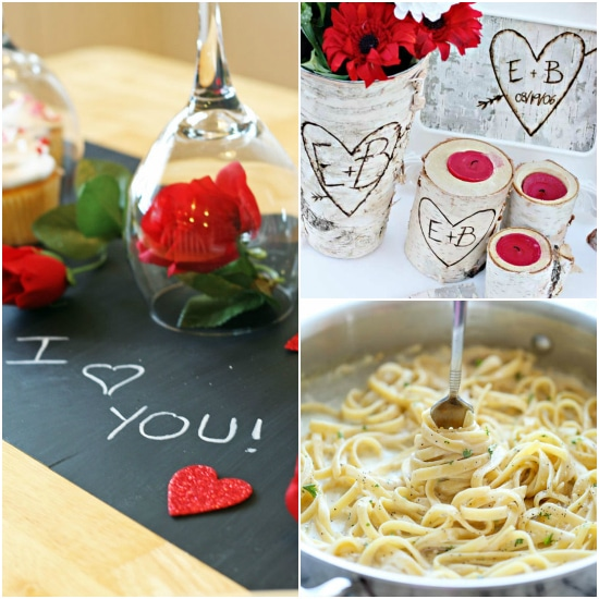 How To Have A Romantic Valentines Dinner At Home The
