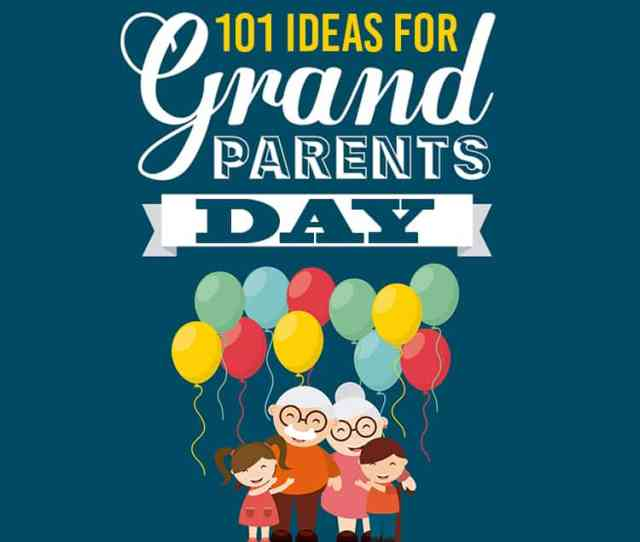 Grandparents Day Ideas From The Dating Divas