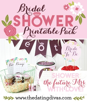 All you need for the perfect shower!