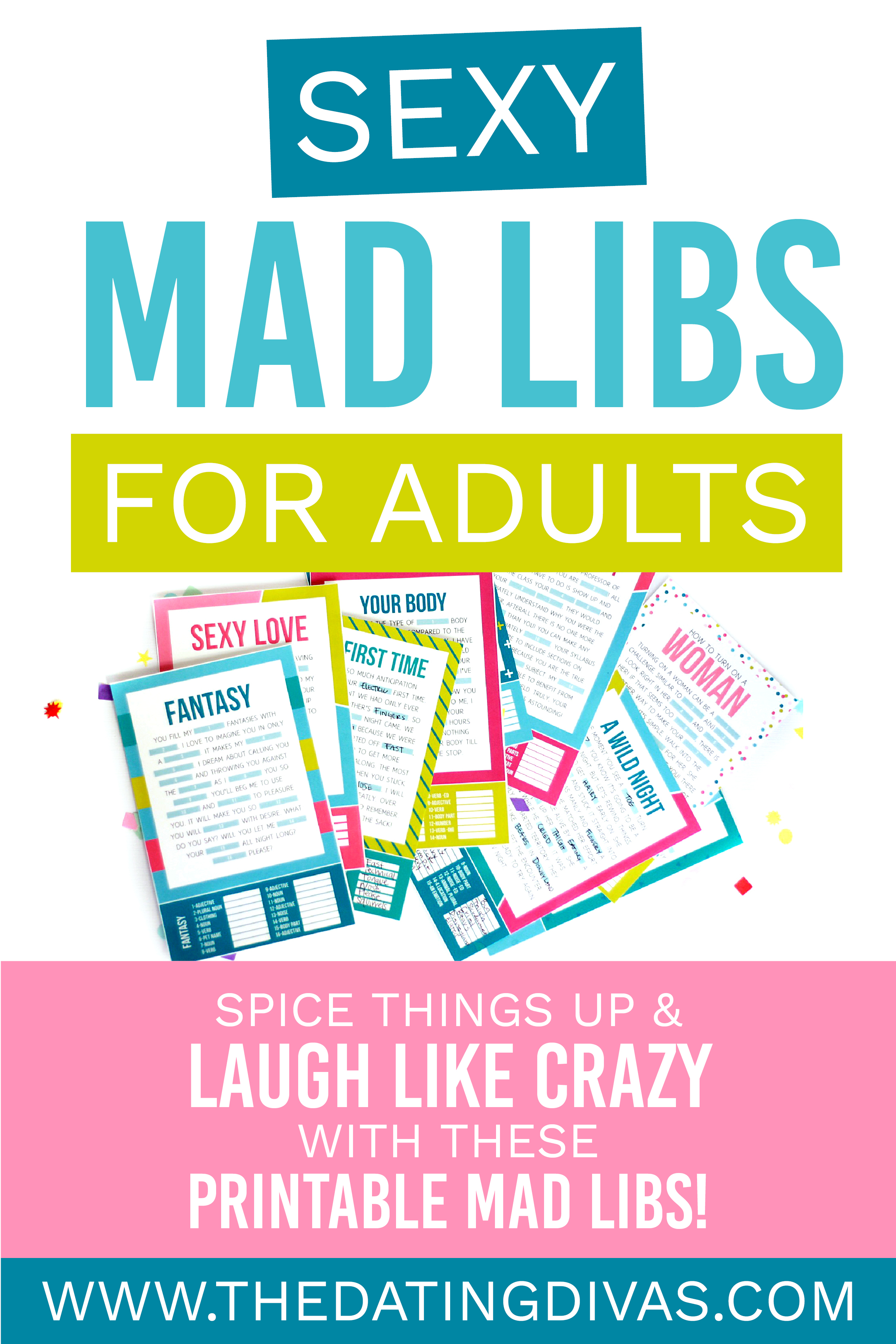 Y Mad Libs For Adults Free