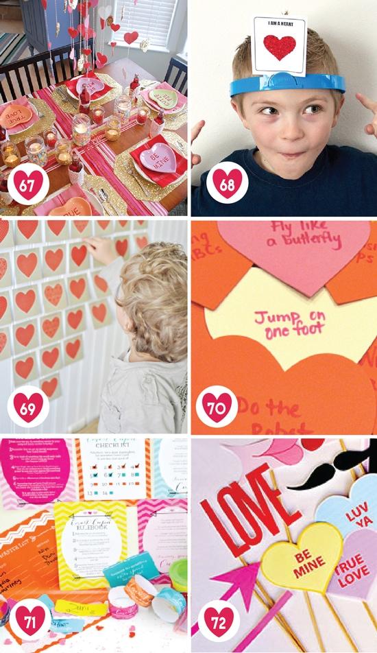 Family Valentine's Dates