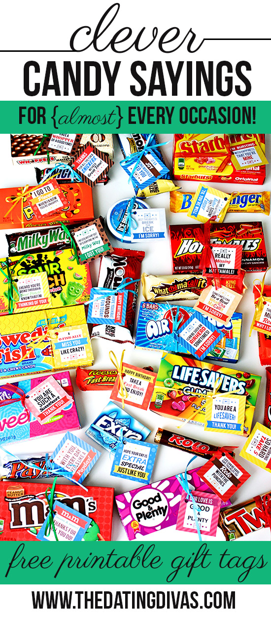 Clever Candy Saying And Puns For Almost Every Occasion