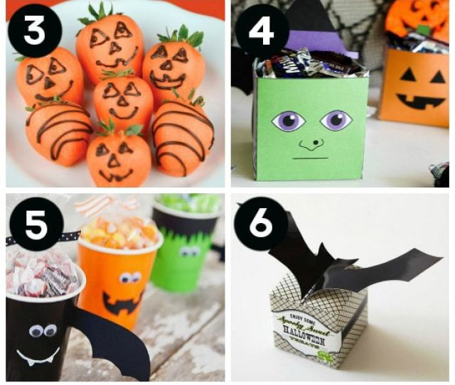 Cute And Easy Halloween Gift Ideas