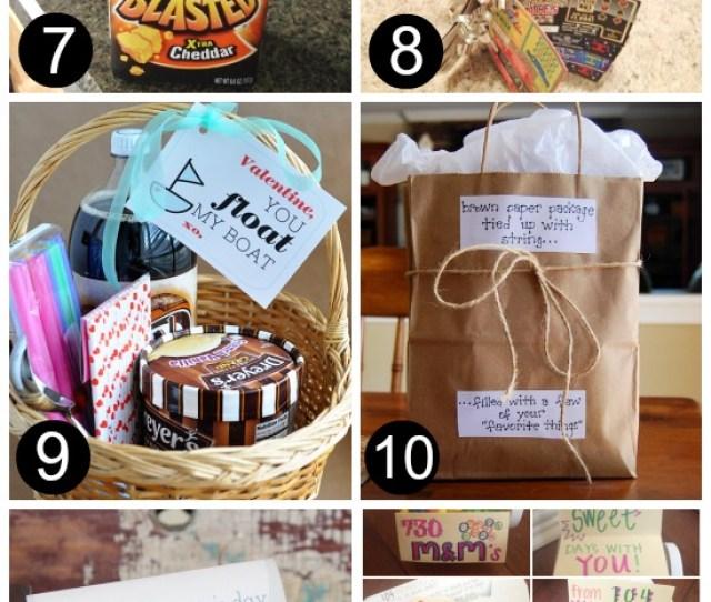Cute Gifts For Boyriend