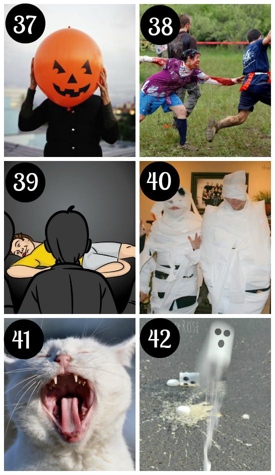 66 Halloween Games For The Whole Family The Dating Divas