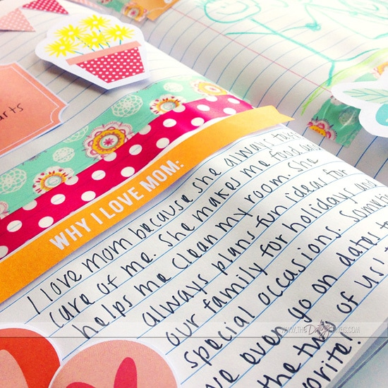 Mother's Day Journal for the mom in your life!