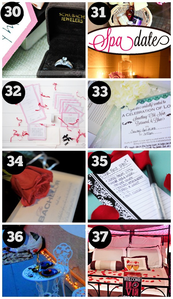 Romantic Anniversary Date Ideas Home
