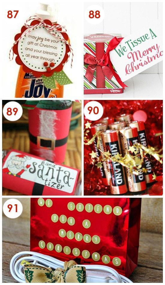 Good neighbor christmas gift