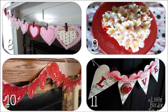 Easy And Budget Friendly Valentines Day Ideas Decor Crafts Diy Handmade