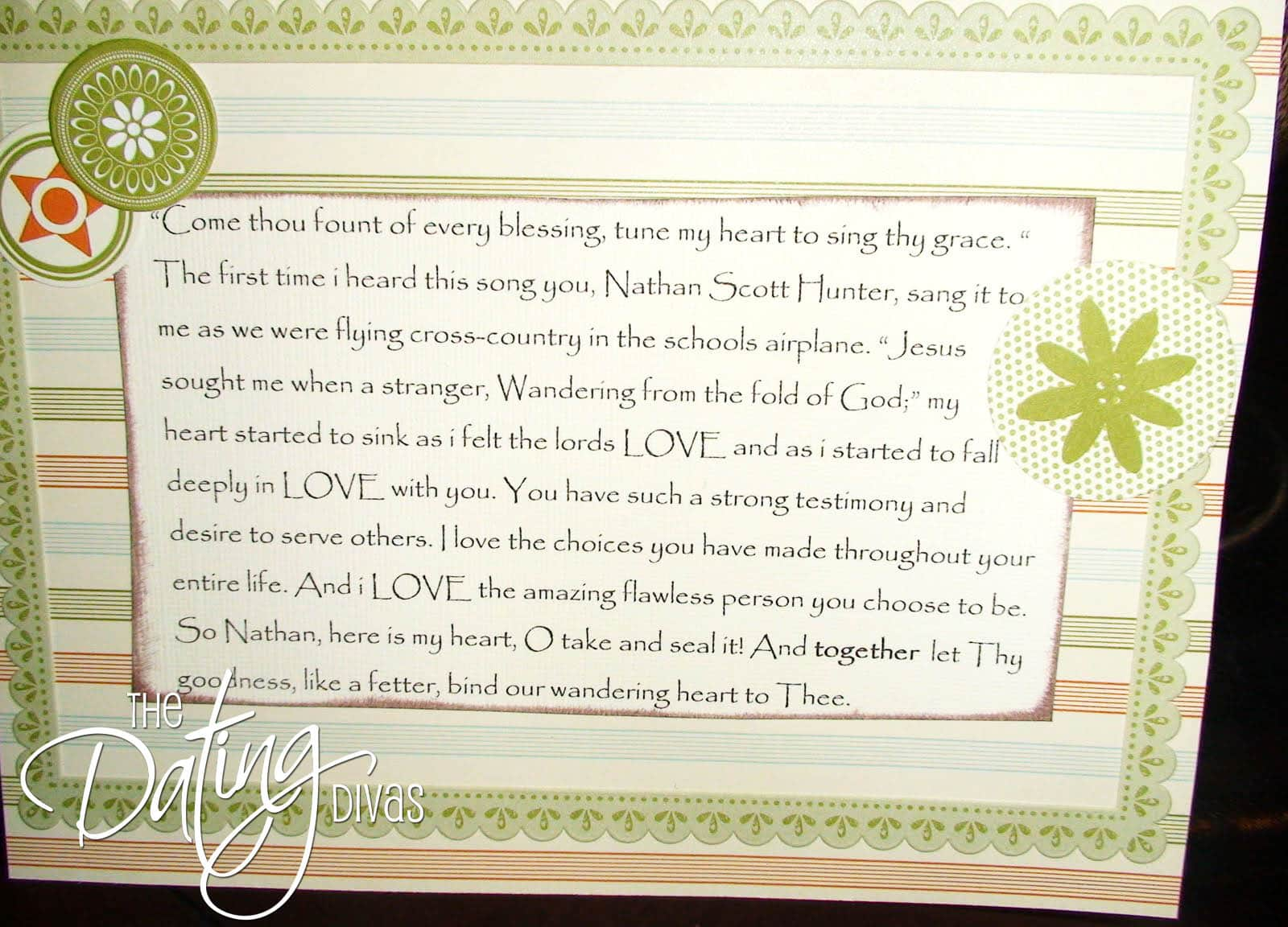Thank You For Loving Me Letter Him Docoments Ojazlink