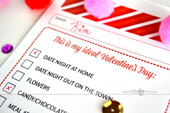 Valentine's Day Success Checklist
