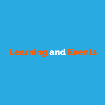 Business learning and events