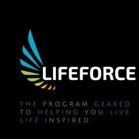 Lifeforce. The program geared to helping you live life inspired.