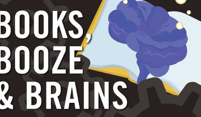 Books Booze & Brains