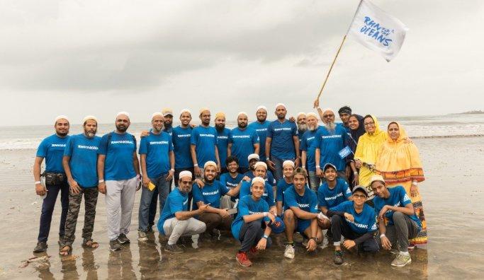 Dawoodi Bohras, Beach Clean up, Oceans, Versova Beach, Environment