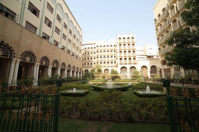 Aljamea-tus-Saifiyah Surat Campus
