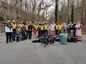Dawoodi Bphras, Vancouver, Canada, Cleanup, Garbage, Trash, Plastic Pollution