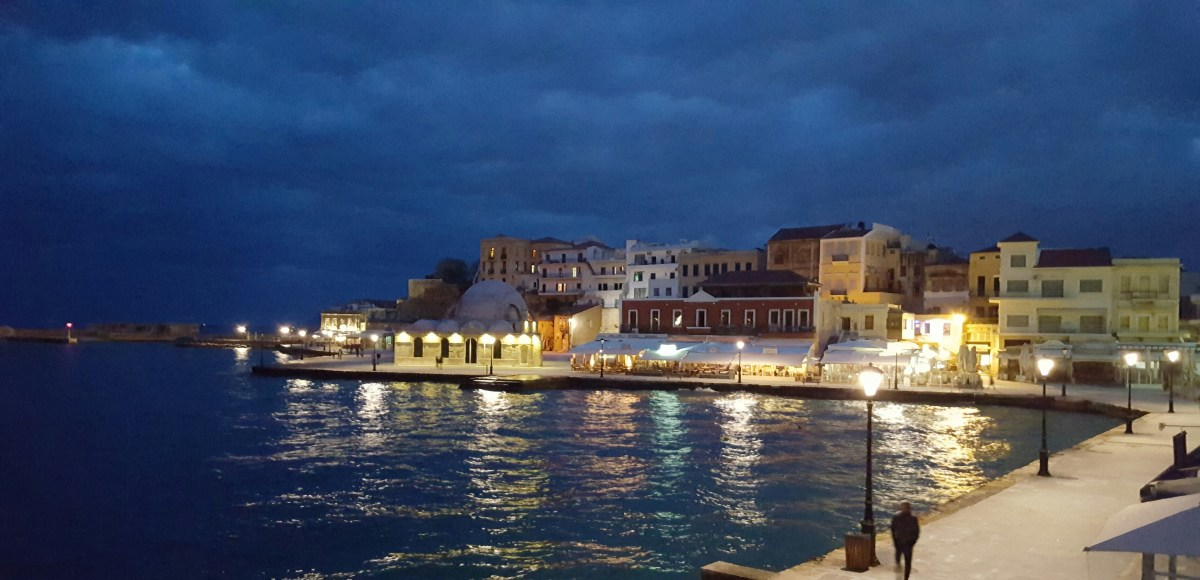 Chania Town for a weekend break in January