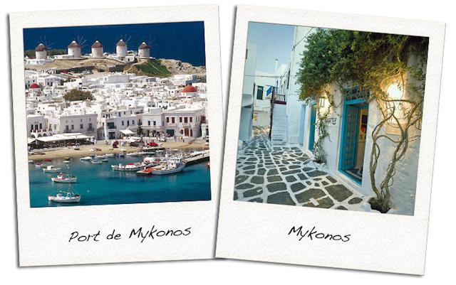 cyclades mykonos grece