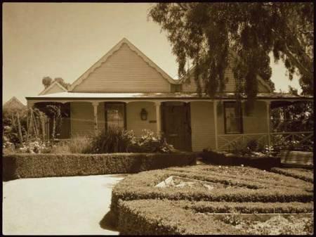 Sovereign Hill jolie maison