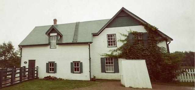 la maison aux pignons verts