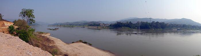 Chiang Khong Thailande