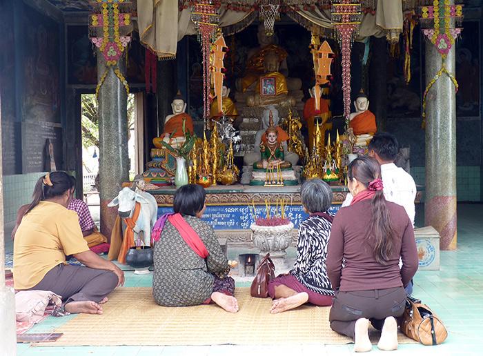Kampong-Cham-Temple