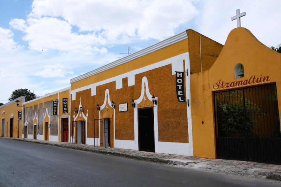 Voyage Mexique, Izamal