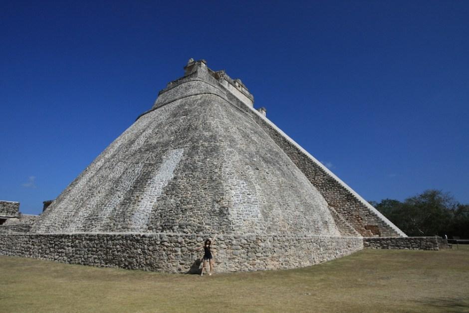 Voyage Mexique, Uxmal