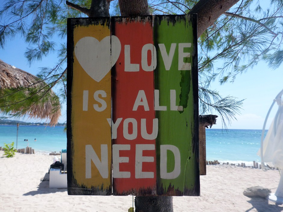 Indonésie, Gili Air, All you need is love