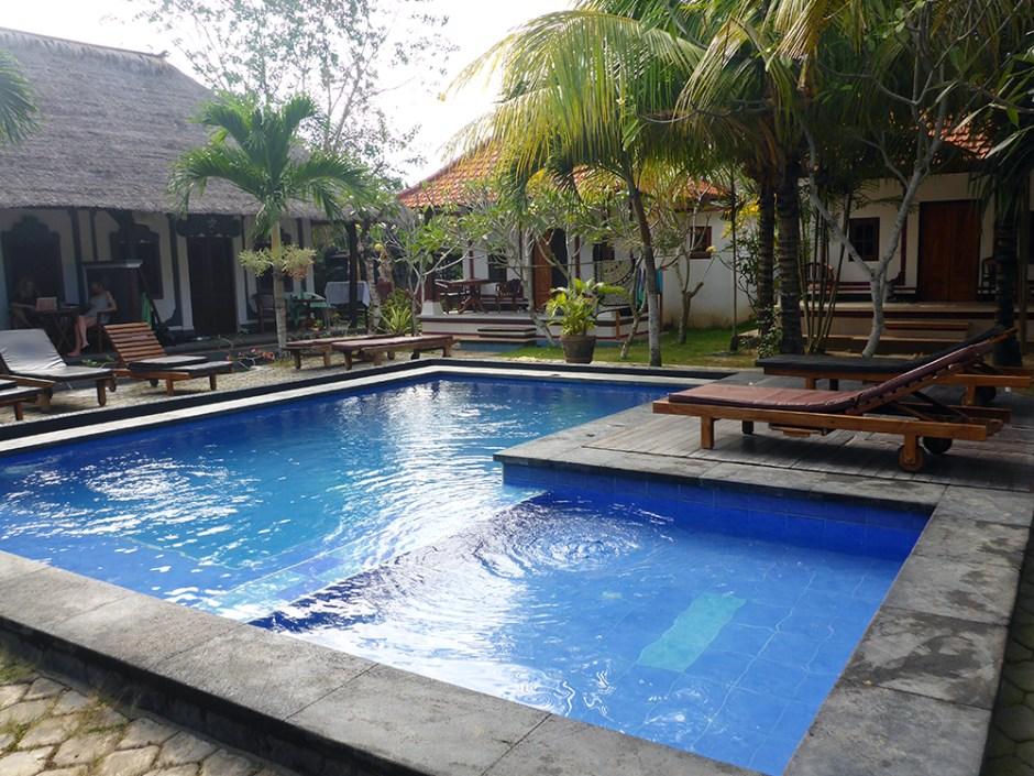 Leggies Hotel, Bingin Bali