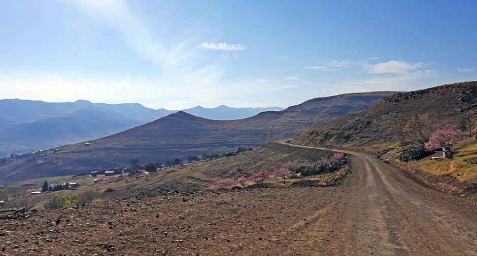 Route Lesotho