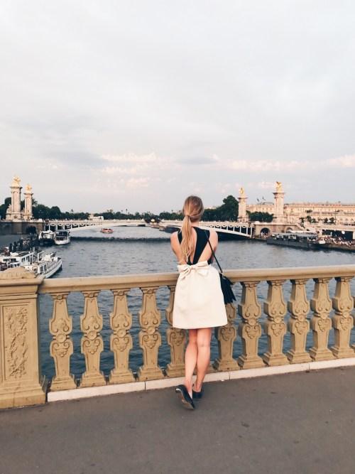 The DC Darlings in Paris