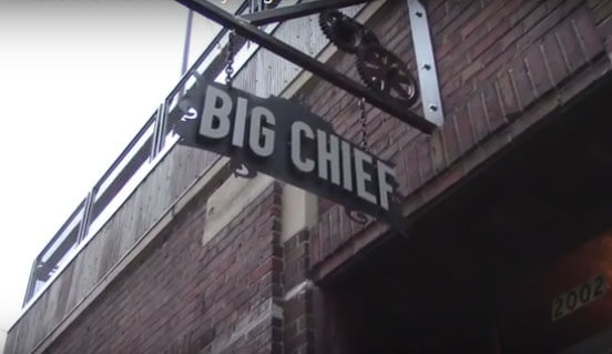 What's the Move Monday? Big Chief