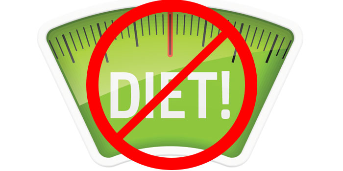 No Diet Required: Prioritizing Health Over Weight Loss