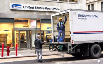 First Quarterly Drop in US Postal Service Shipping Volume in Nine Years is a Red Flag