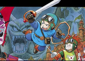 The First Three Games in the Dragon Quest Series will soon be on the Switch