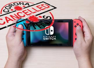 Nintendo Switch Deliveries Cancelled