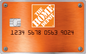 Home Depot Consumer Store Card