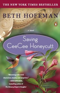 Saving CeeCee Honeycutt, by Beth Hoffman