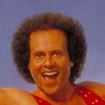 Richard Simmons Face