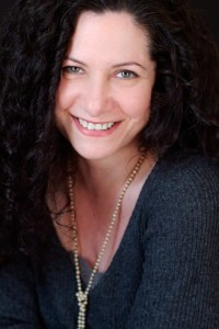 Author Melissa Senate
